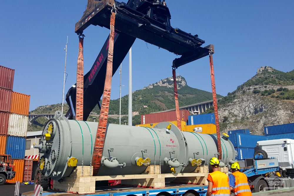 Break Bulk & Project Cargo - SCT - Salerno Container Terminal